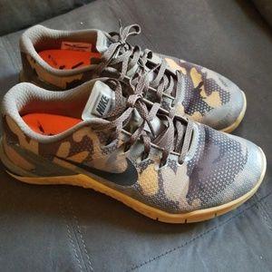Nike Metcon 4 Camo Size 9